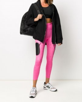 Nike monogram pattern leggings