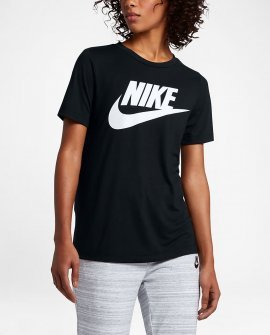 Women's Logo Short Sleeve Top Nike Sportswear Essential
