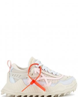 OFF-WHITE Odsy-1000 panelled mesh sneakers