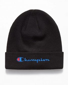 Champion Embroidered Script Beanie