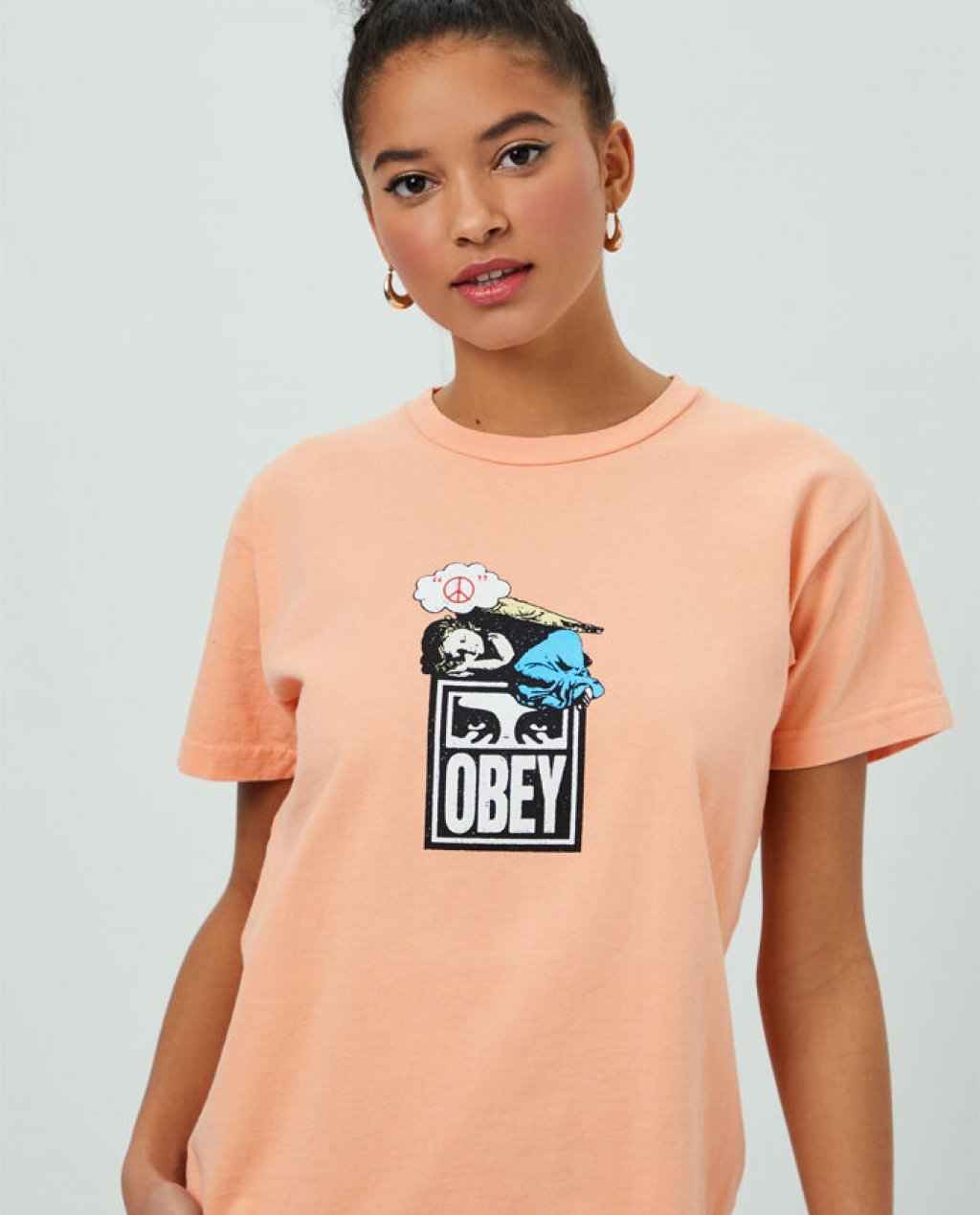 Obey Angel T-Shirt