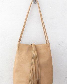 Pack At Ya Light Brown Bag