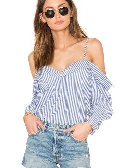 Paloma Stripe Top