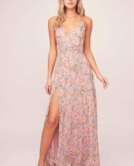 Pandora Floral Maxi Dress