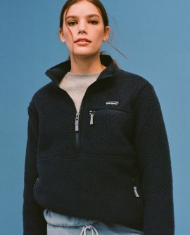 Patagonia Retro Pile Fleece Pullover Sweatshirt