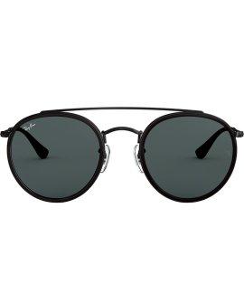 Ray-Ban RB3647 round double-bridge sunglasses
