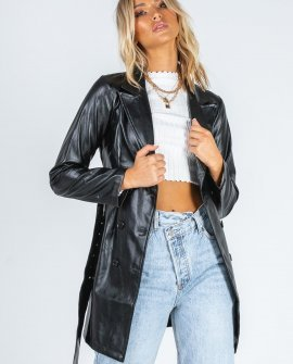 Riley Black Jacket