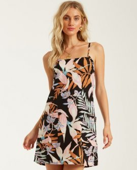 Straight Round Dress