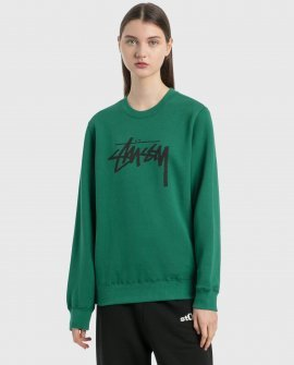 Stussy Stock Crew Sweatshirts
