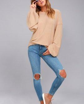 TGIF Blush Sweatshirt