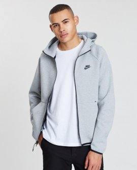 NSW Tech Fleece Full-Zip Hoodie - Men's