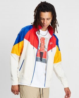Packable Hood Windbreaker