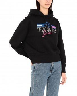 TJW Outdoor Logo Hooded Sweatshirt