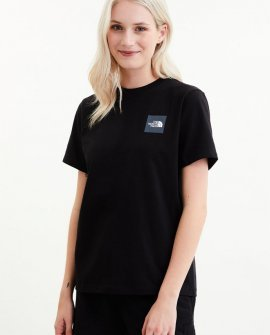 The North Face Black Heavyweight Box T-Shirt
