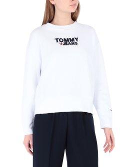 Tommy Jeans TJW Crop Heart Sweatshirt