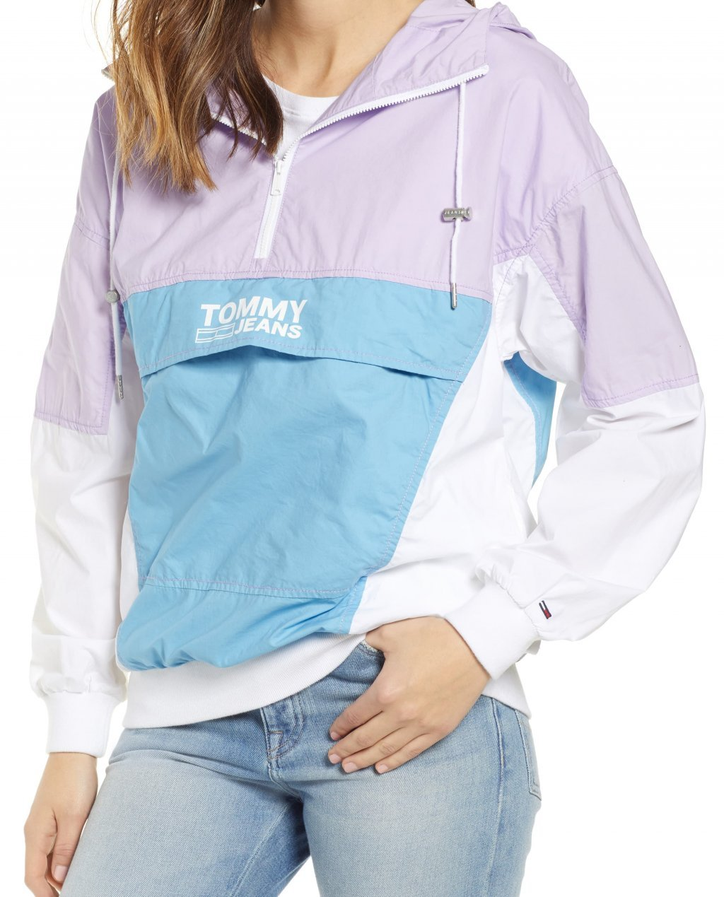 Tommy Jeans TJW Retro Colorblock Pullover