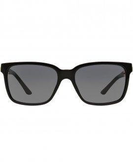 Versace Eyewear square cut out arm sunglasses