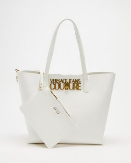 Versace Jeans Couture Logolock Shopping Bag