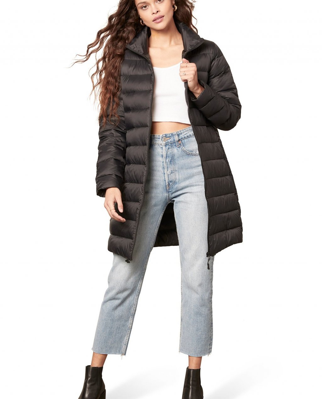 Warm Front Puffer Jacket