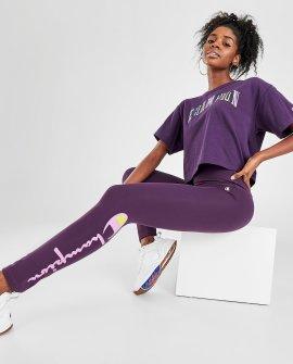 Women's Champion High Waist Script Leggings