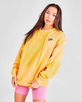 Women's Nike Sportrswear Icon Clash Fleece Crew Sweatshirt