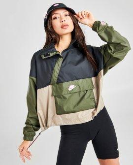 Women's Nike Sportswear Icon Clash Woven Anorak Wind Jacket