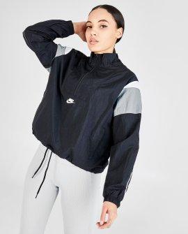 Women's Nike Sportswear Woven Heritage Wind Jacket