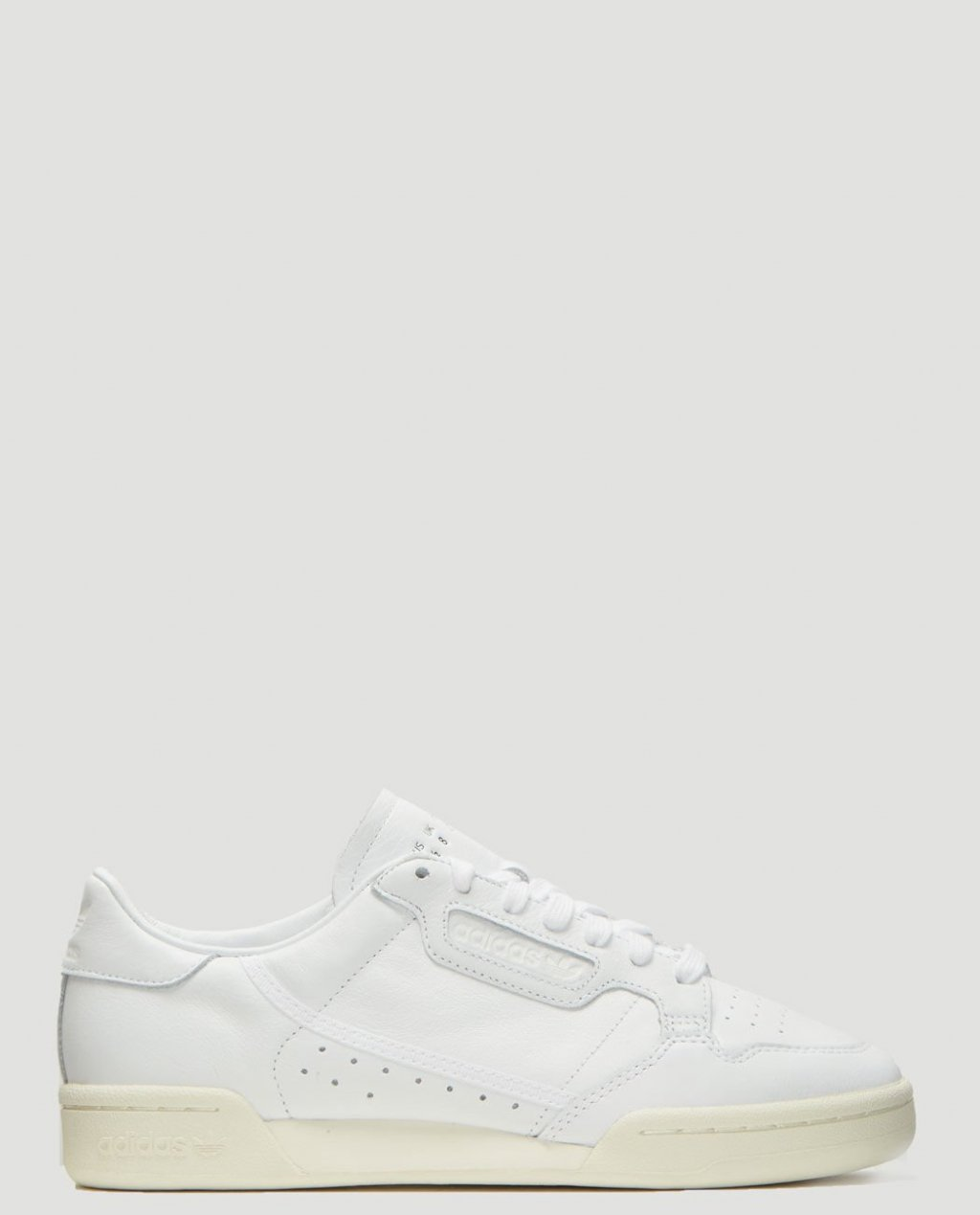 adidas Continental 80 Sneakers in White