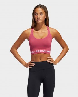 adidas Training Aeroknit Light-Support Sports Bra