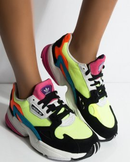 adidas Womens Falcon Sneakers