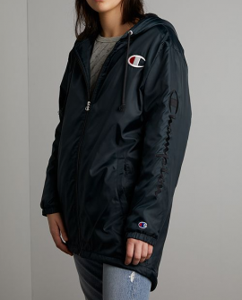 Champion Life® Women's Reverse Weave™ Sherpa Lined Coaches Jacket