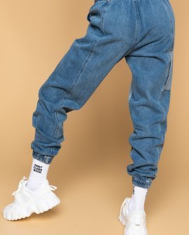 The Flyest Denim Pants
