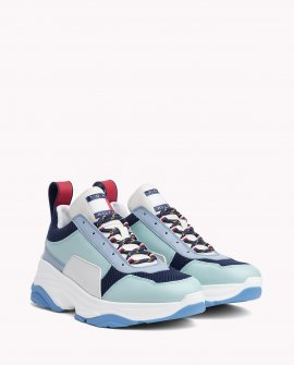 Tommy Hilfiger Chunky ColorBlock Sneakers