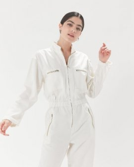 BDG Tencel Coverall Jumpsuit