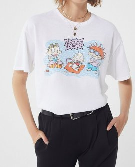 Rugrats Tee By Junk Food
