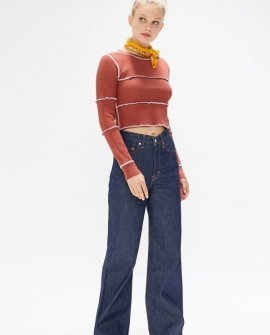 Levi's Ribcage Wide Leg Jean – High And Mighty