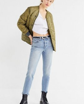 Levi's Wedgie High-Waisted Jean – Shut Up